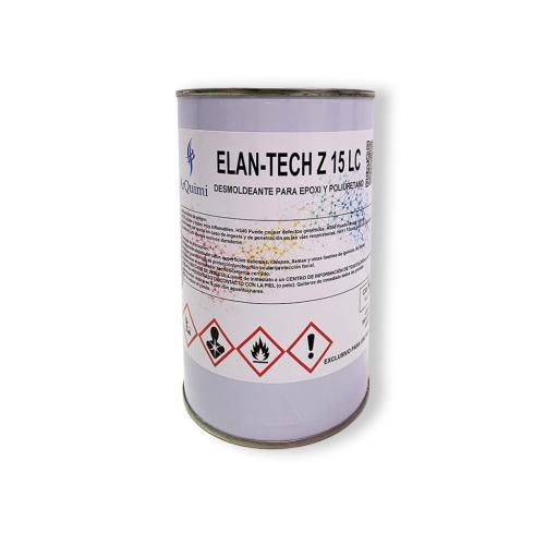 Desmoldeante Epoxi y Poliuretano Elantas Z15 LC [1]