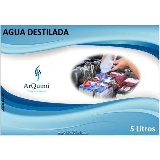 Agua Destilada [2]