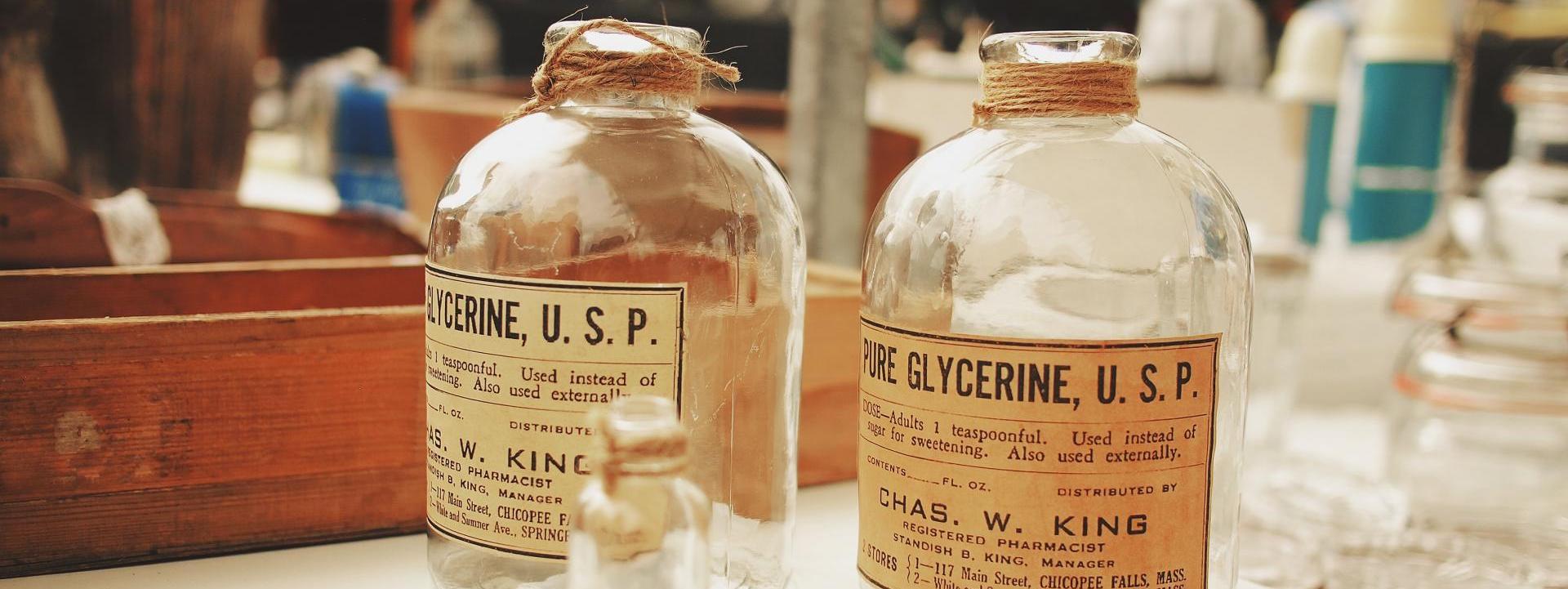 La Glicerina, sus usos y beneficios