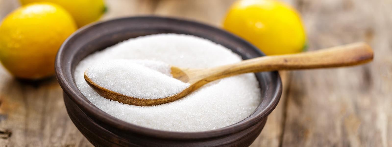 Usos del Acido Cítrico en la Alimentación