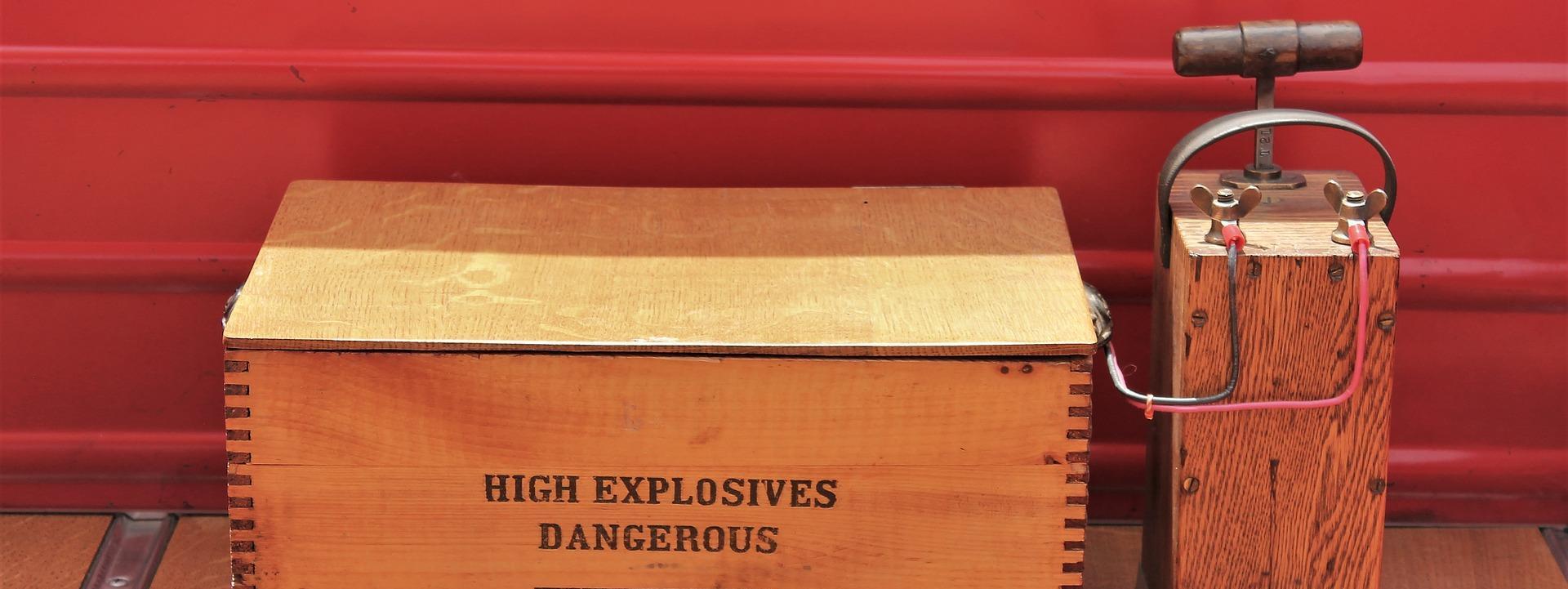 Precursores de Explosivos, nueva reglamentación 2021
