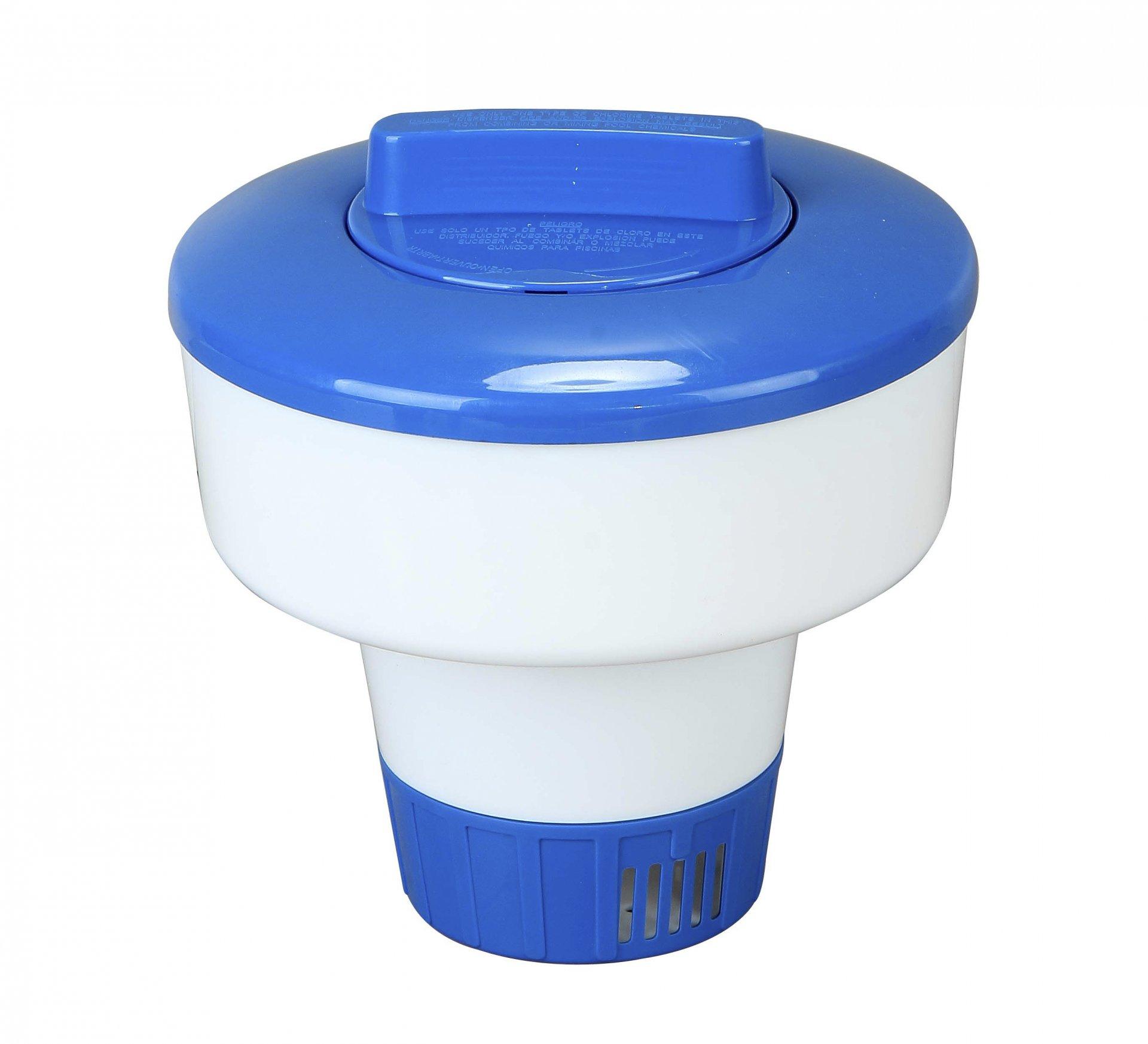 clorador flotante