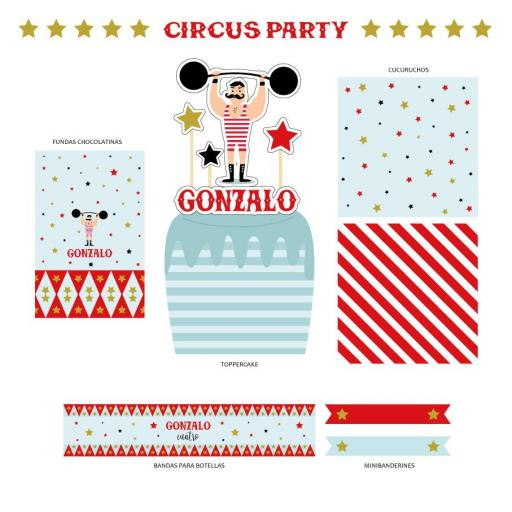 KIT IMPRIMIBLE CIRCUS PARTY [1]