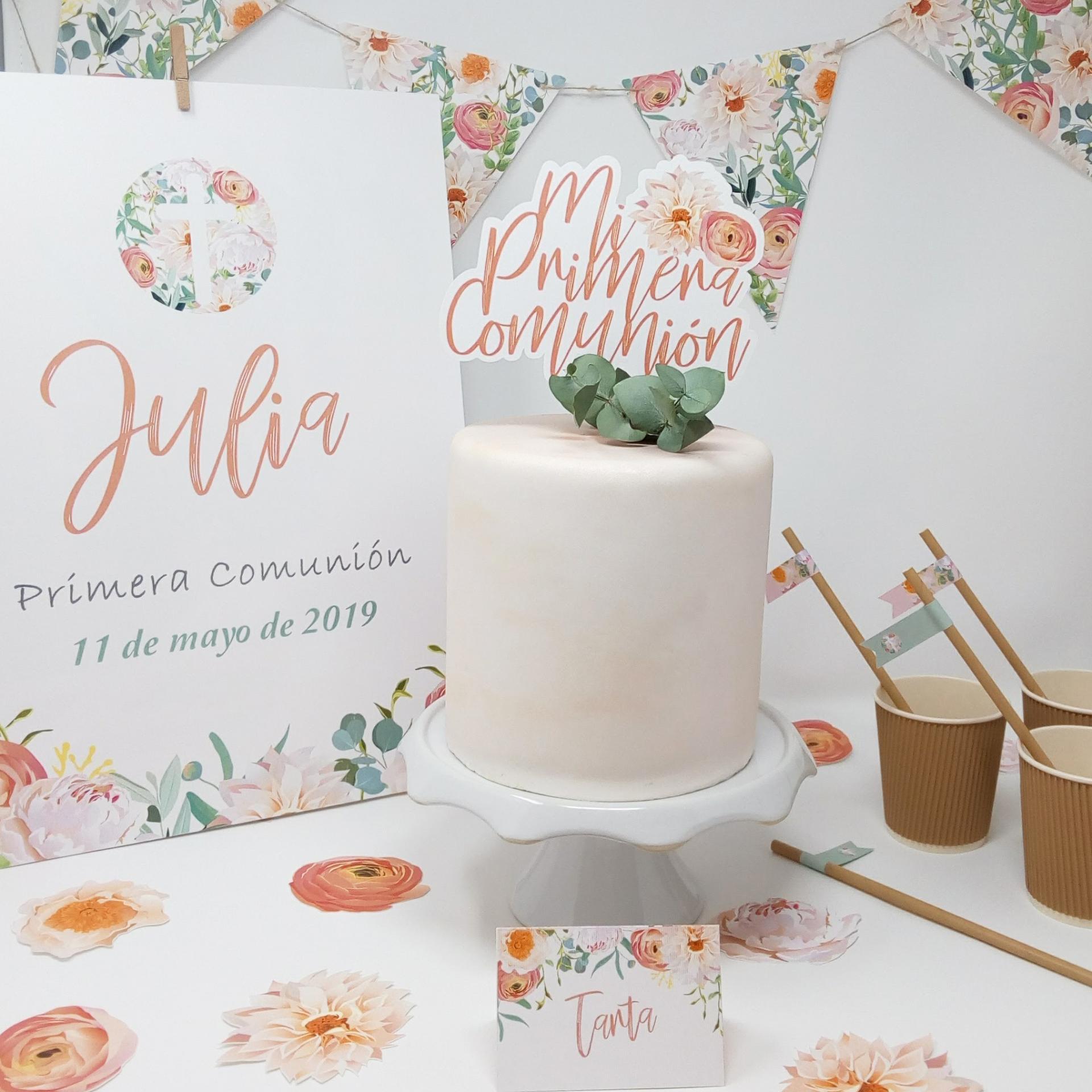 Kit mesa de dulces impreso