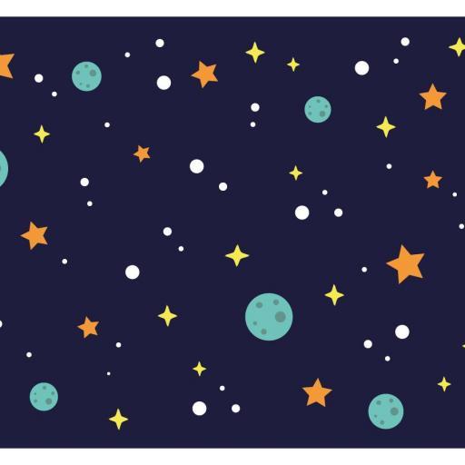 SALMANTEL SPACE PARTY IMPRESO [0]