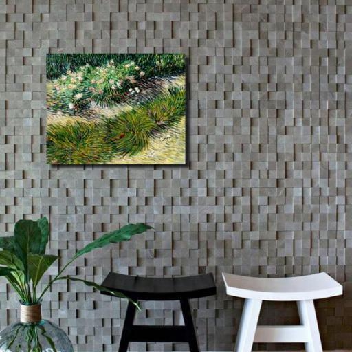 Cuadro en lienzo  plantas Vincent Van Gogh impresionista alta resolución impresionismo [1]