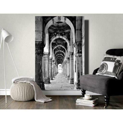 Cuadro lienzo para decorar  fotografía Blanco y Negro BN [1]