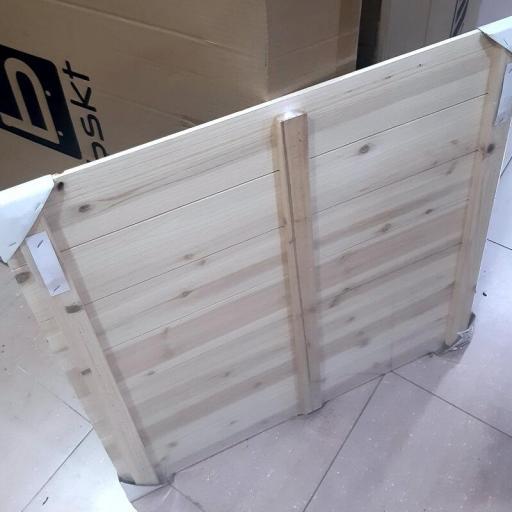 Cuadro de madera Meninas Velazquez cuadrado [2]
