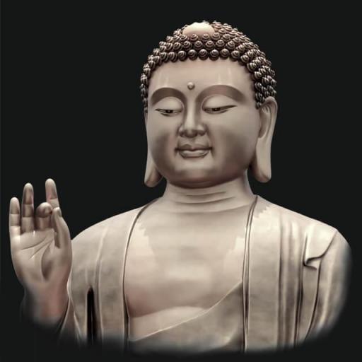 Cuadro en lienzo Buda budismo, imagen en alta resolución