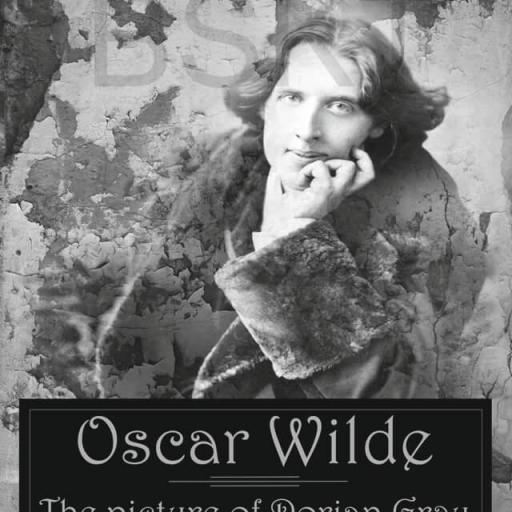 Cuadro en lienzo Oscar Wilde Retrato de Dorian Gray