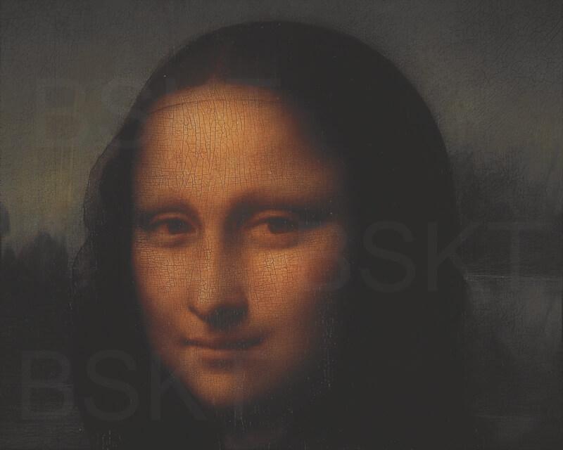 Cuadro en lienzo Mona Lisa Gioconda