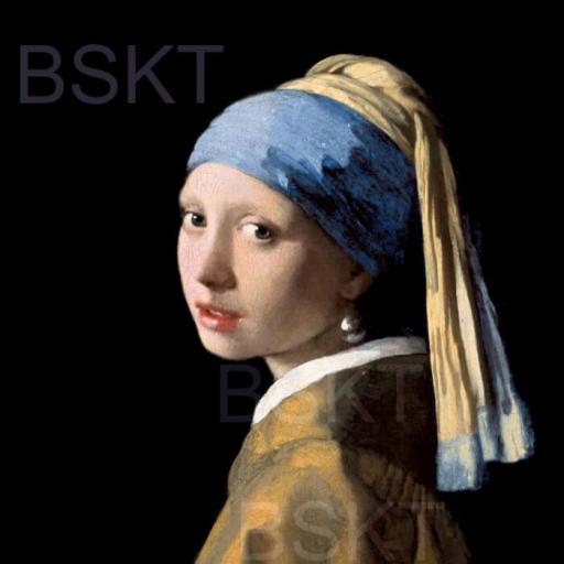 Cuadro en lienzo pintura clásica joven de la perla Vermeer