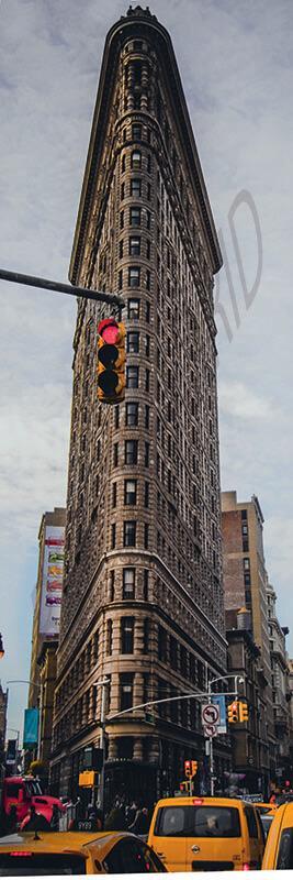 Cuadro en lienzo edificio Flatiron plancha Fuller Nueva York