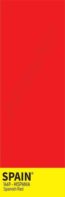 Cuadro lienzo alargado alta resolución creación de España rojo y gualda bandera de España
