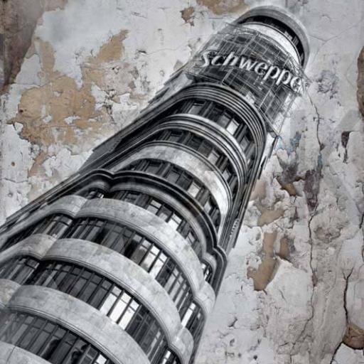 19.99Cuadro en lienzo plaza del Callao Madrid edificio Carrión