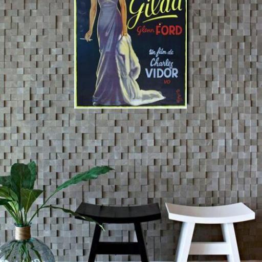 Cuadro en lienzo película Gilda Rita Hayworth [1]