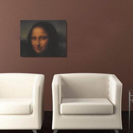 Cuadro en lienzo Mona Lisa Gioconda [1]