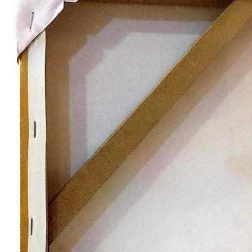 Cuadro en Lienzo estilo Piet Mondrian pintura moderna vanguardista alta resolución [3]