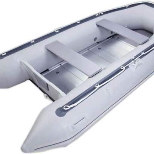 Bote HiFei HSD-380 Semirrigido Desarmable