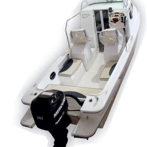 Casco Prinz 630 Cabinado