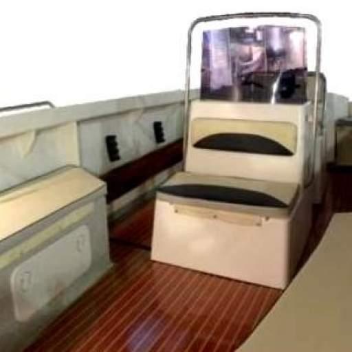 Casco Prinz 700 Pescador Consola Central