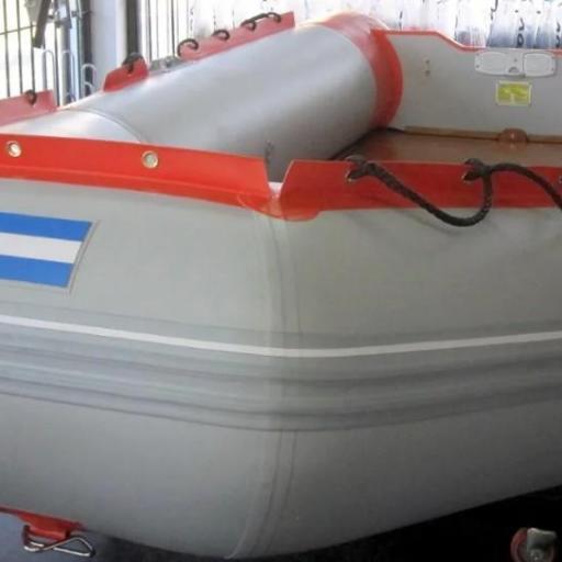Bote desarmable Albatros 4.00m