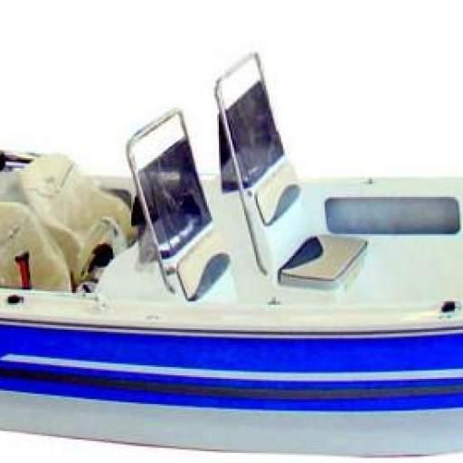 Casco Prinz 630 Pescador con 2 consolas  [1]