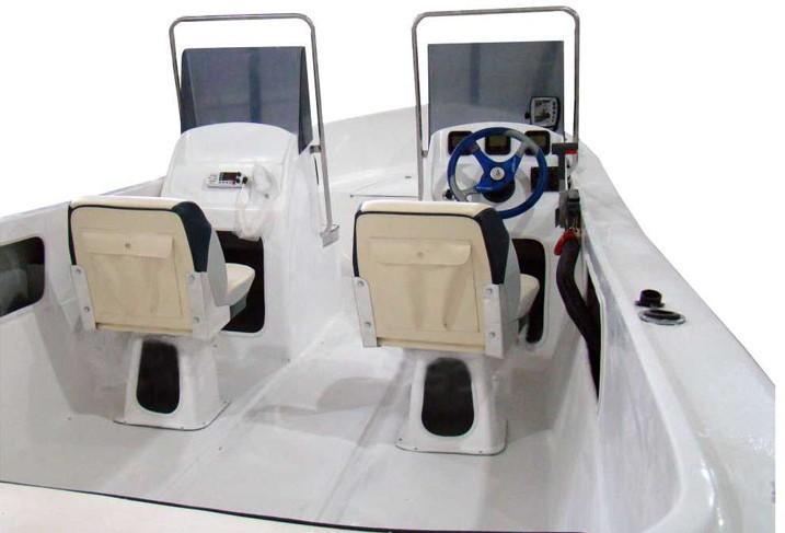 Canco Prinz 535 Pescador con 2 consolas