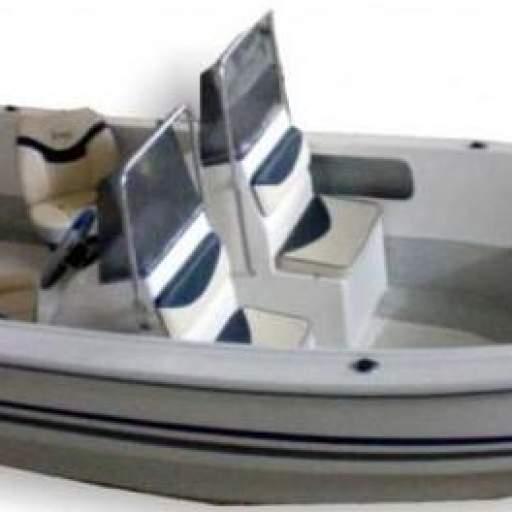 Casco Prinz 630 Pescador con 2 consolas  [3]