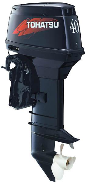 Motor TOHATSU 40D2 HP 2T