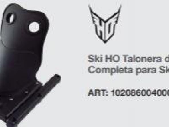 Ski HO Talonera de Goma Completa para Ski