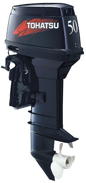 Motor TOHATSU M50D2 HP EPTO 2T