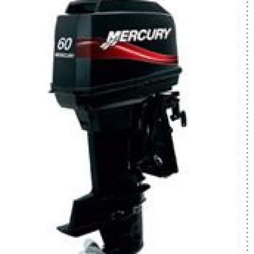 Motor MERCURY  60ELPTO HP 2T Arranque Eléctrico, Power Trim, Inyección de Aceite, Instrumental Digital, Mandos a Distancia (Pata Larga) TRANSMISION REFORZADA [0]
