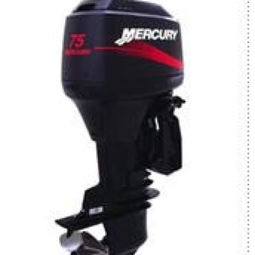 Motor MERCURY 75ELPTO HP 2T Arranque Eléctrico, Power Trim, Inyección de Aceite, Instrumental Digital, Mandos a Distancia (Pata Larga) [0]