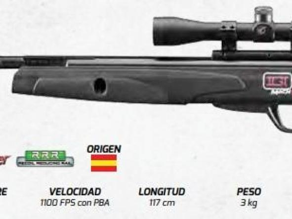 Rifle Gamo BLACK BULL IGT MACH 1