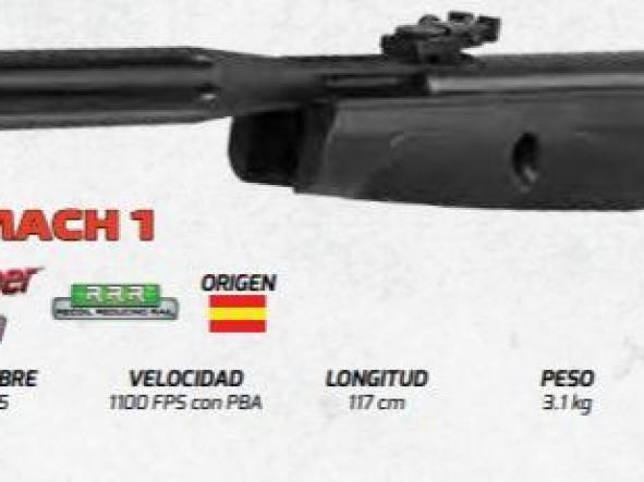 Rifle Gamo BLACK MAXXIM IGT MACH 1