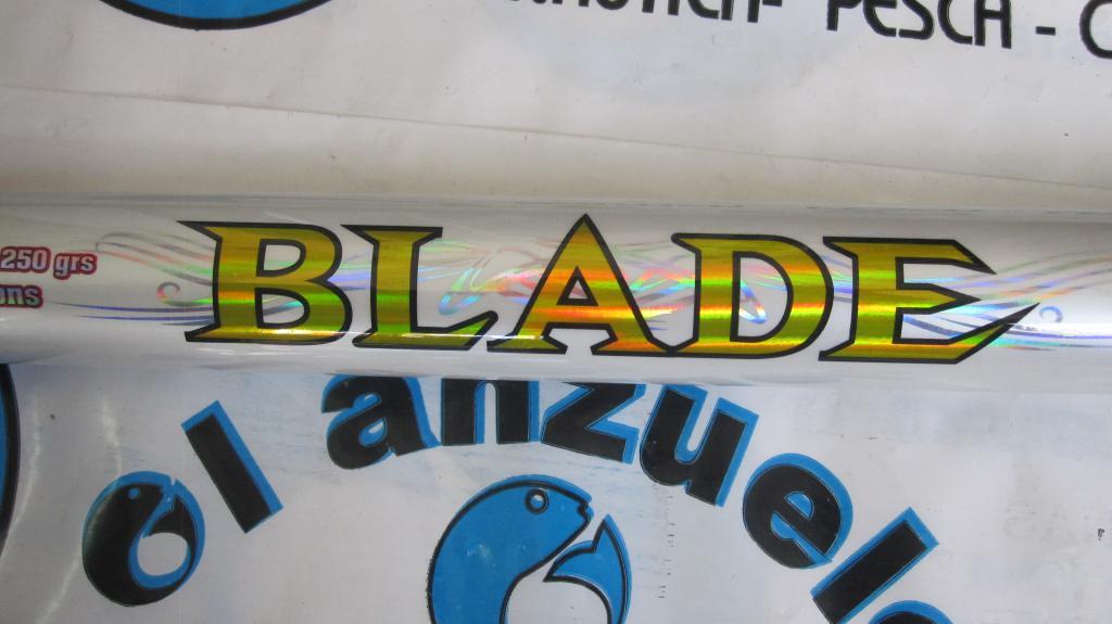 Caña Montague Blade 390 4 tramos