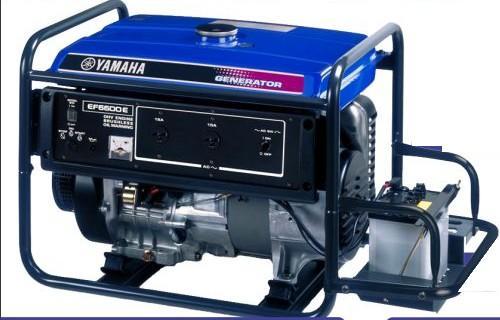 Motor Yamaha de Fuerza EF660E