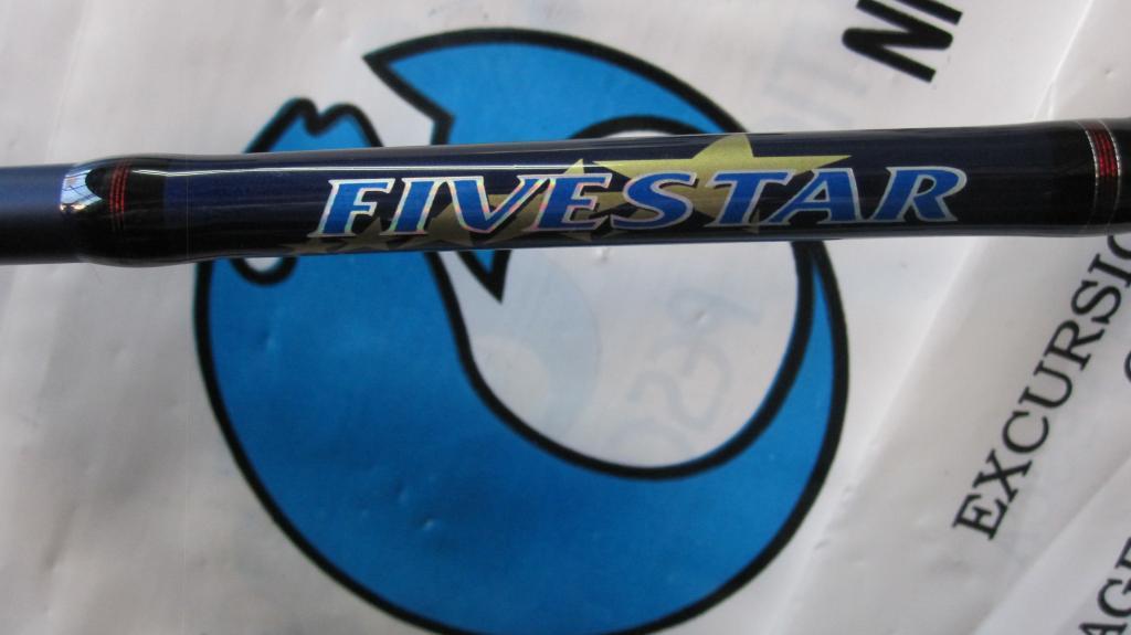 Caña Gorrit Fivestar 210 2 tramos