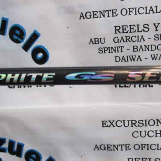 Caña Bass Pro Shop Graphite Series 180 1 tramo [0]