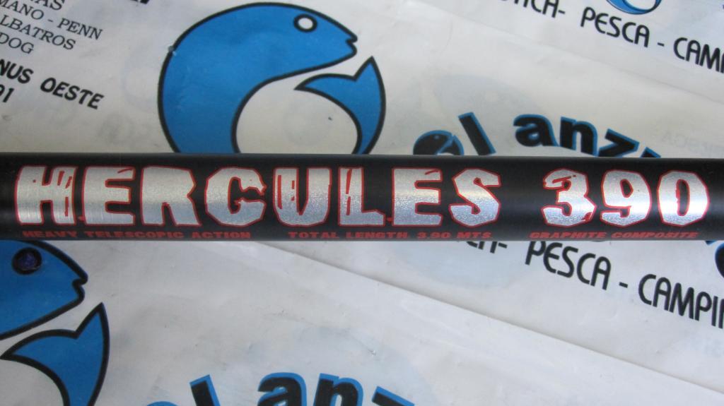 Caña Surfish Hércules 390 6 tramos