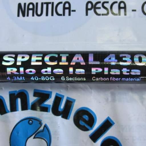 Caña Master Fish Special 430 6 tramos [0]