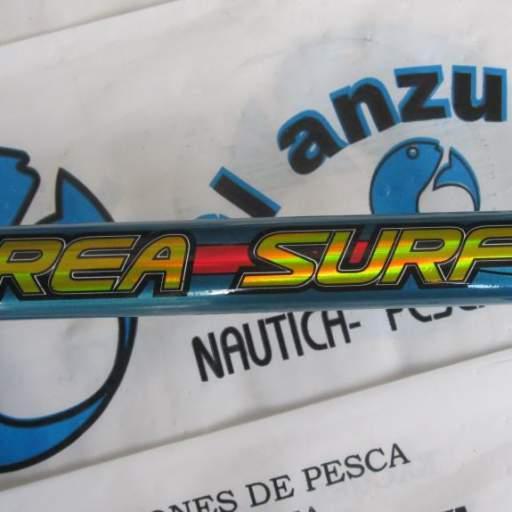 Caña Montague Marea Surf 390 2 tramos.