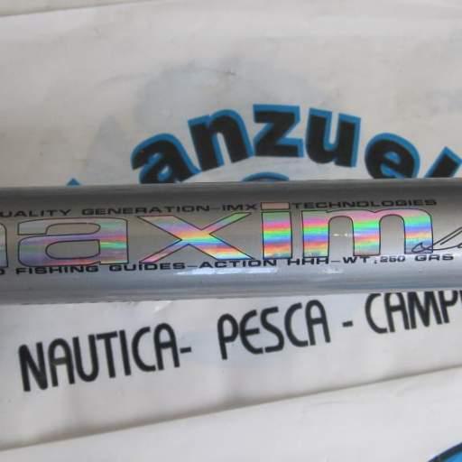 Caña Albatros Maxim 350 6 tramos