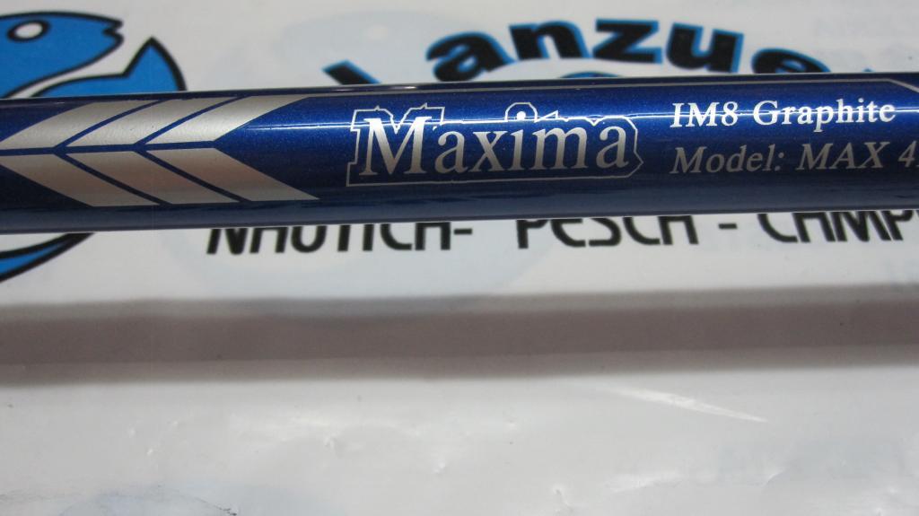 Caña Cougar Maxima 410 5 tranos
