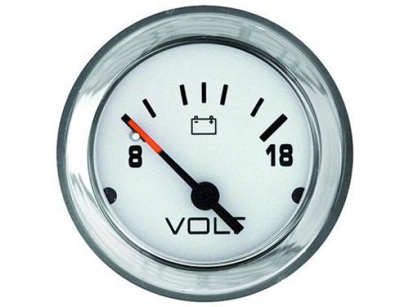 ReloJ Analogico Mercury Voltaje