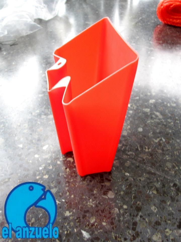 Achicador plástico con manija