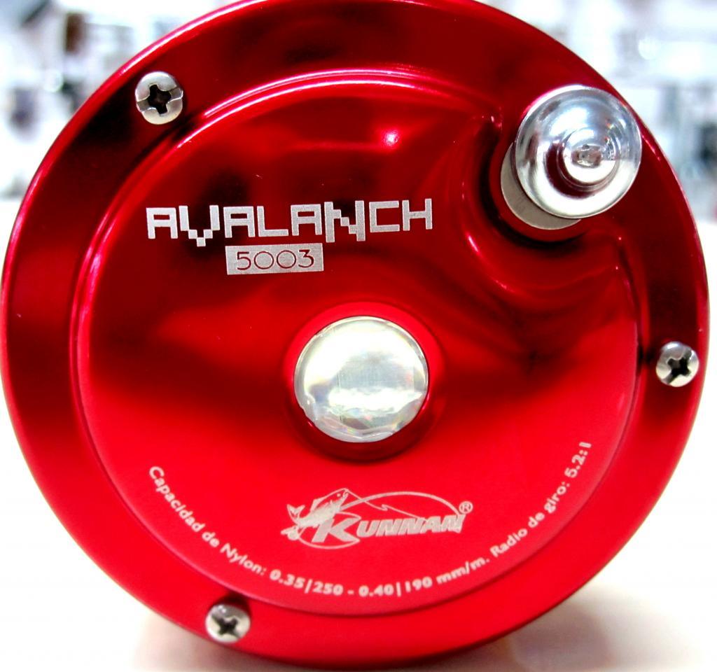 Reel Kunnan Avalanch 5003