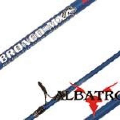 Caña Albatros Bronco JMX (2,10m) 2 TRAMOS