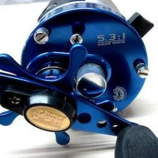 Reel rotativo Caster 400 Marine Sport [1]
